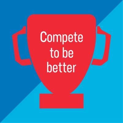 Compete to be better