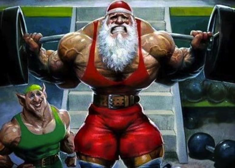 Santa-Bulk