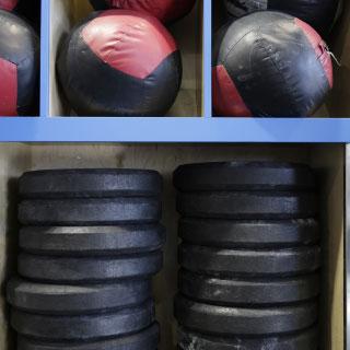 medicine-balls-plates