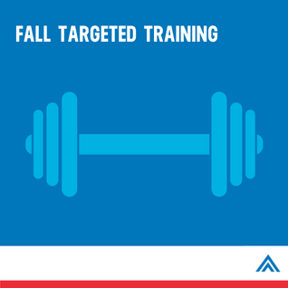 FALL TARGETED TRAINING - website